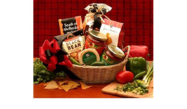 Letu0027s Spice It Up! Salsa Gift Basket by Gift Basket Amazon.com Grocery u0026 Gourmet Food  sc 1 st  Amazon.com & Letu0027s Spice It Up! Salsa Gift Basket by Gift Basket: Amazon.com ...