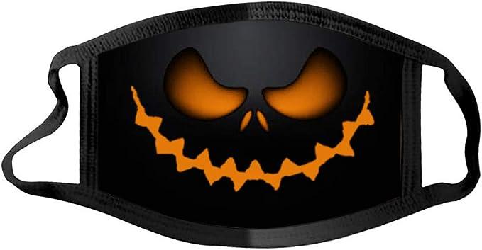 Halloween Decorations Reusable Balaclava, Decorative_Face_Mask Bandanas Scarf at Amazon Men's Clothing store