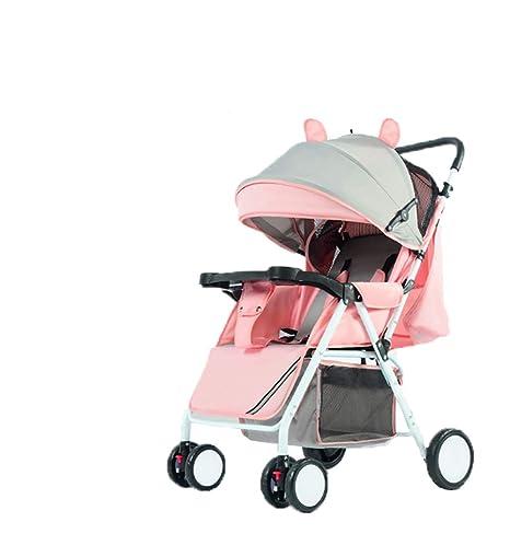 Baby de cochecito ligero y cómodo Arrugas se pueden 0/1 – 3 AñOS DE