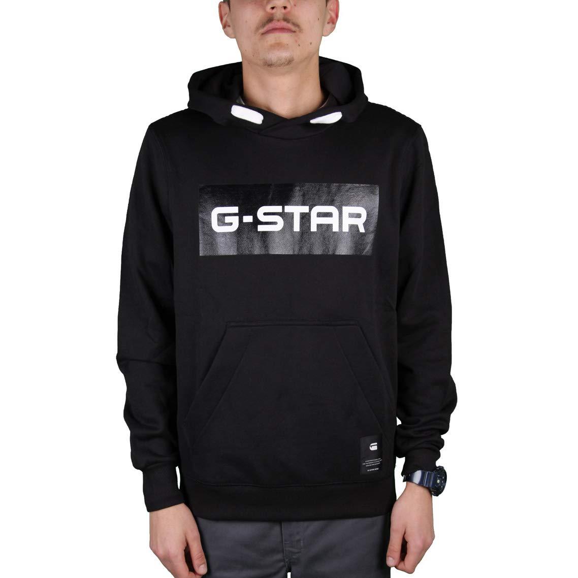 Shirt Manches Longues Noir Et À Accessoires Raw Homme Star Large G Logo Vêtements Xx Sweat qTwtFRY
