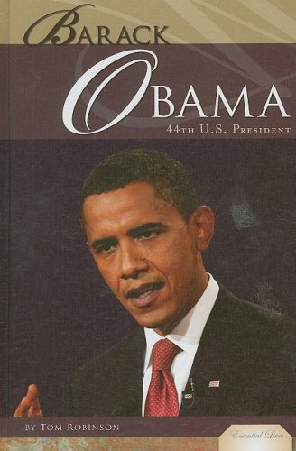 Barack Obama-44th President (Essential Lives Set 3)