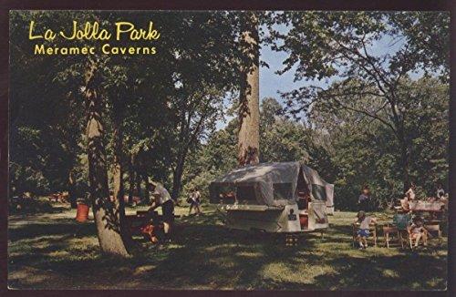 La Jolla Park Maeramec Caverns Camper Picnic Stanton Camping Missouri - Jolla La Town
