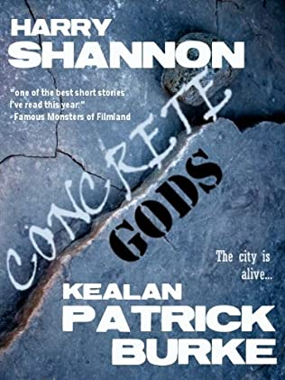 book cover of Concrete Gods