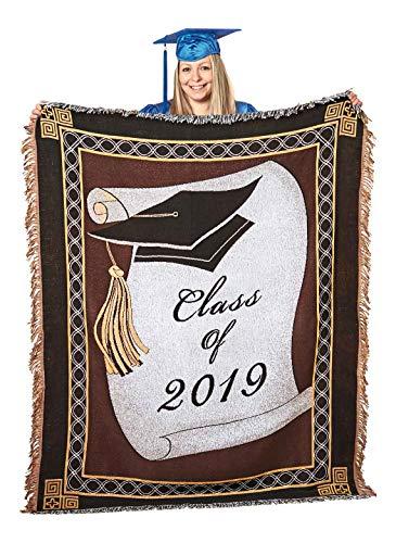 Carol Wright Gifts Graduation Throw