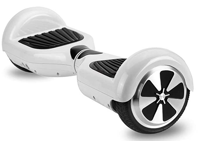 Amazon.com: Hoverboard Safe Smart Blue Scooter Two-Wheel ...