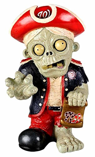 Washington Nationals Resin Thematic Zombie Figurine
