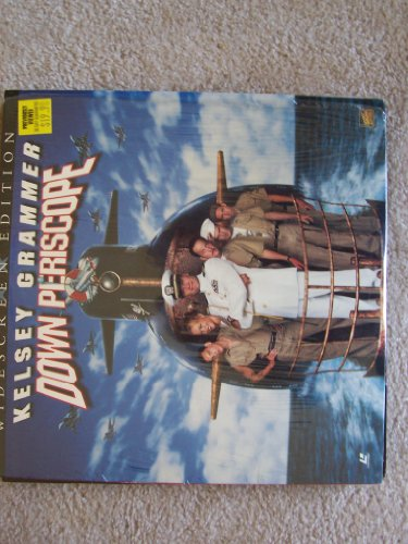 Down Periscope LASERDISC
