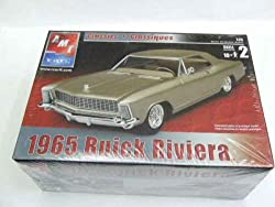 AMT 1965 Buick Riviera Model by Rc2 Ertl
