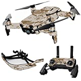 MightySkins Skin for DJI Max Coverage – Desert Camo | Protective, Durable, and Unique Vinyl Decal wrap Cover | Easy to Apply, Remove, and Change Styles | Made in The USA For Sale