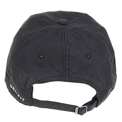 26955f235a3 Nike Unisex Aerobill H86 Adjustable Hat Black White 729507-011 ...