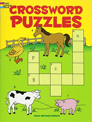 Crossword Puzzles (Dover Children's Activity (Age Appropriate Activities)