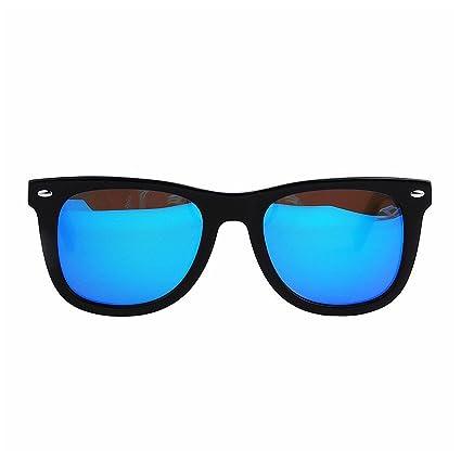 Amazon.com: Yxsd UV400 Bamboo Sunglasses,Unisex Retro ...