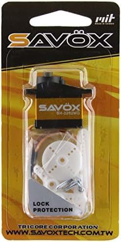 Savox SH-0262MG Super Speed Metal Gear Micro Digital Servo