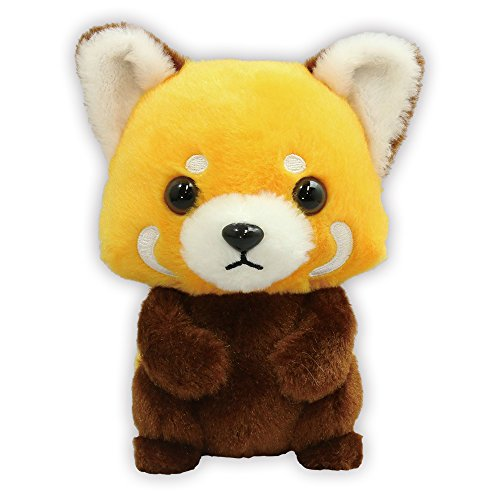 Amuse Asian Panda Soft Kawaii Plush Toy 6