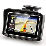 "BikerWay GPS - Motorcycle GPS - 4.3"" Inch"