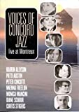 VARIOUS VOICES OF CONCORD JAZZ  LIVE A