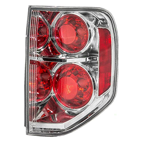 (Taillight Tail Lamp Passenger Replacement for 06-08 Honda Pilot SUV 33501-S9V-A11)
