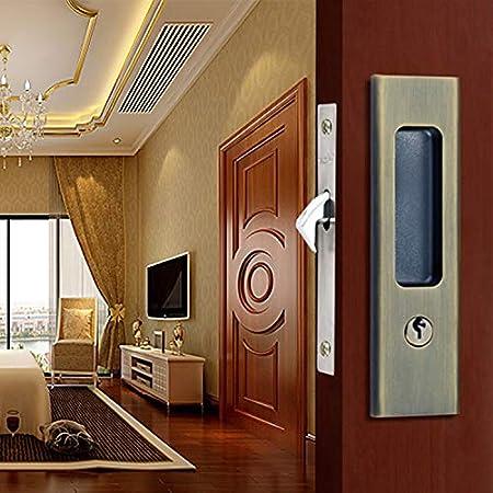Ccjh Sliding Door Locks Invisible Door Locks Wooden Door Lock