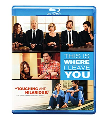 Blu-ray : This Is Where I Leave You (With DVD, Dolby, Digital Theater System, , Widescreen)