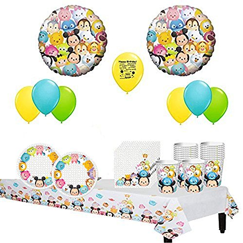 Disney Tsum Tsum Party Pack For 16 Guests