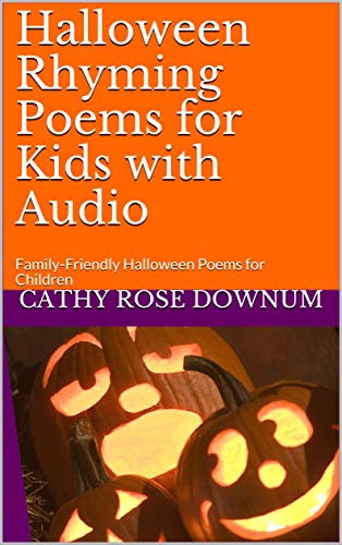 Halloween Rhyming Poems for Kids with Audio: Family-Friendly