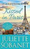 Kissed in Paris (City of Love Book 2)
