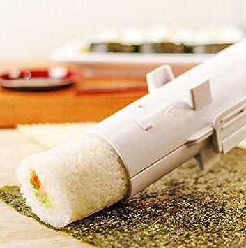 Gorgester Sushi Maker Kit De Rodillo Diy Fácil Hacer Sushi