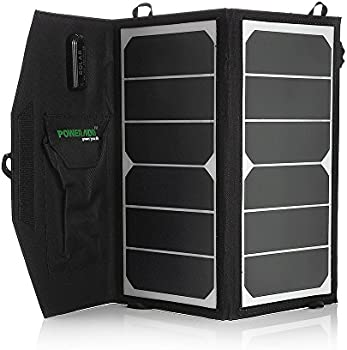 Poweradd Portable Foldable Solar Panel Charger
