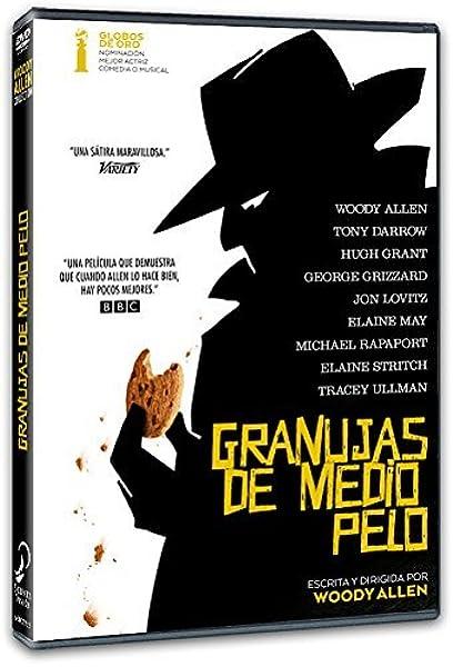 Granujas De Medio Pelo [DVD]: Amazon.es: Woody Allen, Tracey ...