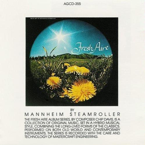 (Mannheim Steamroller: Fresh Aire (First Album In The Series) (Original Compact Disc Issue) by Chip Davis, Mannheim Steamroller (0100-01-01))