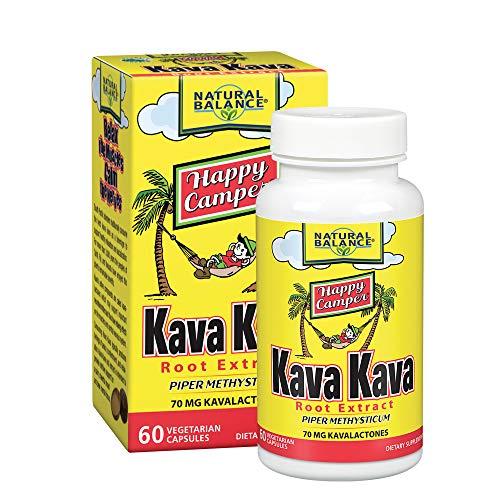 Natural Balance Kava Kava Root Extract, 60-Count
