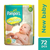 Upto 27% off on New Born Diapers & Wipes