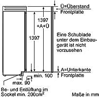 Neff G8120X0 - Congelador (Vertical, Incorporado, Color blanco ...
