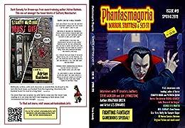 Phantasmagoria Magazine Issue 9 by [Kennedy, Trevor]