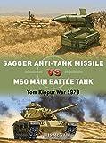 Sagger Anti-Tank Missile vs M60 Main Battle Tank: Yom Kippur War 1973 (Duel)