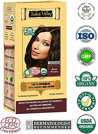 100% organico 100% botanico naturale tintura per capelli a base di erbe per  uomini e donne 100% prodotto chimico libero 561b0ad5fac1