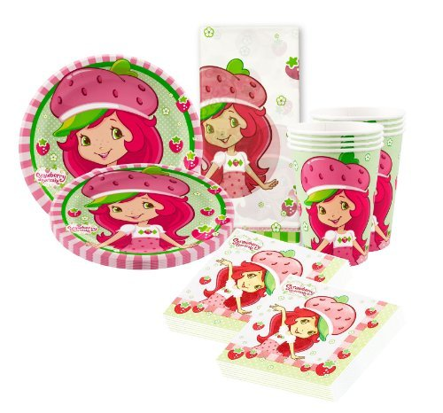 (Strawberry Shortcake Party Pack)