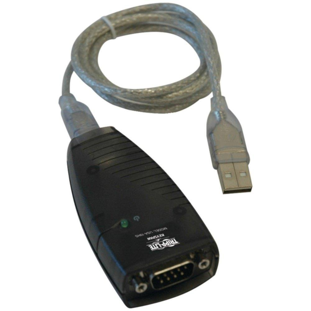 TRIPP LITE USA-19HS Keyspan High-Speed USB to Serial Adapter consumer electronics Electronics