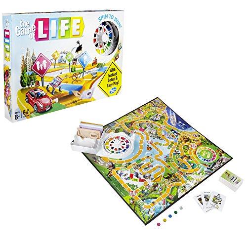 Buy hasbro game of life