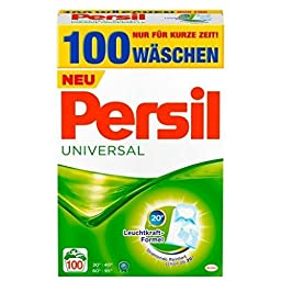 Persil Universal Powder 100 Load (6.5kg) XXXL Larger than Persil Jumbo Pack