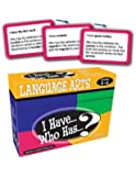 Teacher Created Resources I Have… Who Has…? Language Arts 5-6 (7832)