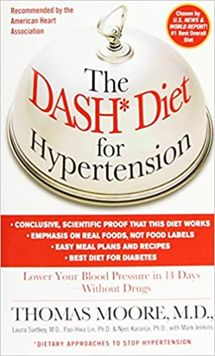 The Dash Diet For Hypertension Lower Your Blood Pressure In 14 Days