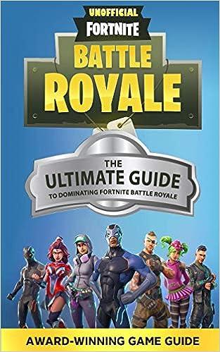 Fortnite guide book
