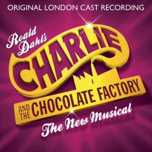 CD : CHARLIE & THE CHOCOLATE FACTORY O.L.C. - Charlie & The Chocolate Factory / O.c.r. (United Kingdom - Import)