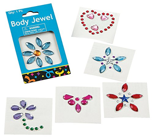 Fun Express Assorted Deluxe Jewels