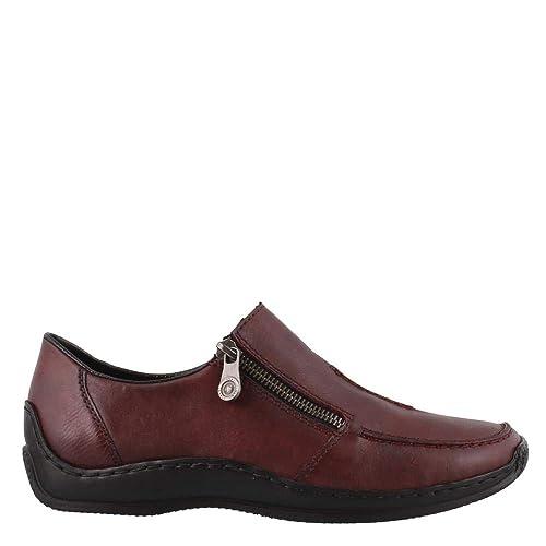 discount fresh styles multiple colors Rieker L1751-00 Damen Slipper