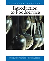 Introduction to Foodservice (11th Edition) Front Cover