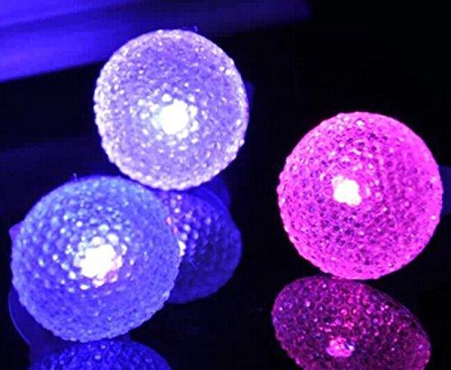 Domire Led-Leuchtröhre, Blinkende Led, Ring, Finger, Leuchtend Circular