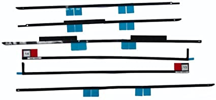 cinta adhesiva para pantalla LCD 2 Tira adhesiva A1418 A1419 para pantalla LCD iMac