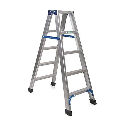 Surprising Amazon Com Lxla 3 4 5 Step Folding Ladder Stool Machost Co Dining Chair Design Ideas Machostcouk